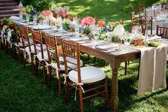 Springtime Chic Farm Wedding by Bear Flag Farm and Gertrude & Mabel Photography - Project Wedding Blog