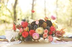 heavenly blooms by SweetSundayEvents.com // photo by EEPhotome.com