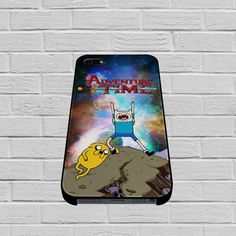 Adventure Time Jake The Dog And Finn The Human In Galaxy Nebula case of iPhone case,Samsung Galaxy #case #phonecase  #hardcase #iPhone6case