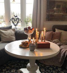 Adventsfikat är uppdukat Table Settings, Place Settings, Tablescapes