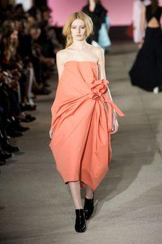 John Galliano at Paris Fashion Week Spring 2013 - Runway Photos John Galliano, Strapless Dress, Runway, Paris Fashion, Spring, Collection, Style, Dresses, Pictures