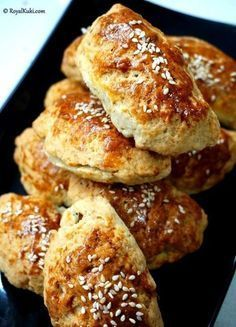 24 Best Ideas For Breakfast Recipes Savory Brunch Food Donut Recipes, Pastry Recipes, Cooking Recipes, Tea Time Snacks, Best Breakfast Recipes, Brunch Recipes, Brunch Food, Breakfast Casserole Sausage, Food Words