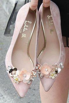 83b6e8650e1 16+ Extraordinary Spring Shoe Ideas. Shoes For PromShoes For WeddingLow Heel  ...