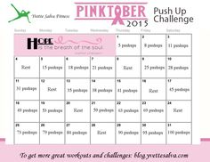 October is Breast Cancer Awareness month. So we felt what would be the best challenge – a workout that works out our chest area. Not to mention sporting pink for awareness month! Share this workout with your family and friends. You may also like:Best Arm Workouts for WomanWeight loss is difficult enough without sugarHealthy Living [...]