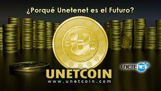 Unetcoin es la única moneda social online a nivel mundial, podrás comprar en portales oficiales de Unetenet y también cambiar esta  Moneda a la divisa de tu país.