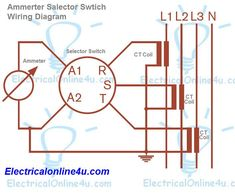 Ammeter Selector Switch Diagram Data Wiring Diagram Blog