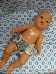 jesterka3103: jak usijeme látkové plenky pro panenku Baby Born- Návod Baby Born, Baby Dolls, Barbie, Children, Face, Doll Stuff, Young Children, Boys, Kids