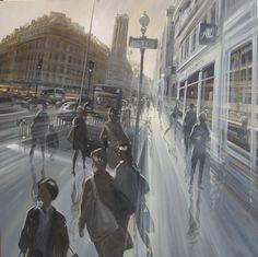 nuncalosabre. Pintura | Painting -  ©Kerdalo