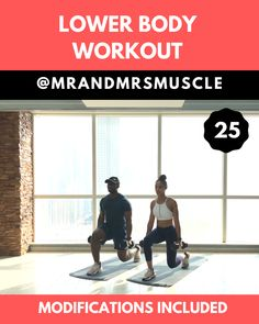 Strengthen and TONE your legs in this Legs and Glutes Workout. Targeted Muscles: - Glutes - Hamstrings - Hip Flexors - Quads - Calves - Core --- Strengthen and TONE your legs in this Legs and Glutes Workout. Fitness Workouts, Full Body Hiit Workout, Gym Workout Videos, Fitness Workout For Women, At Home Workouts, Workout Fun, Inner Leg Workouts, Body Weight Leg Workout, Muscle Workouts