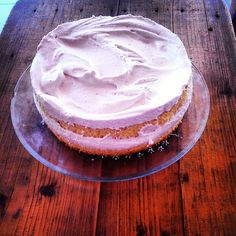 strawberry cake Cheesecake, Strawberry, Homemade, Sweet, Desserts, Food, Candy, Tailgate Desserts, Deserts