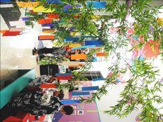 tanabata crafts for kids Star Festival, Japanese Festival, Tanabata, Festivals, Houston, Crafts For Kids, Around The Worlds, Museum, Children