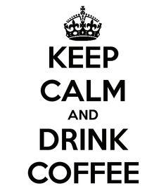 Drink coffee Mz. Manerz
