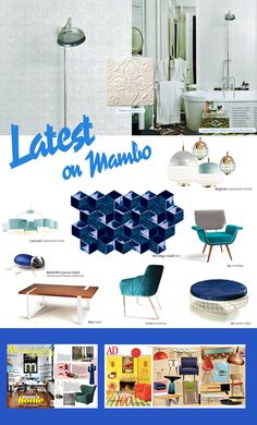 What is happening later on Mambo Unlimited Ideas #tiles #press #projects #newreleases