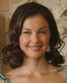 Ashley Judd Unique Short Pixie Haircut