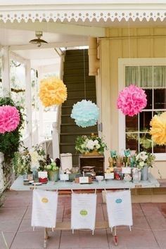 pastel wedding inspiration.