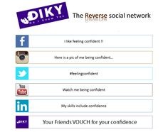 DIKY - THe Reverse Social Network