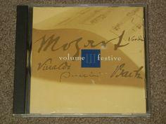 Simply CLASSICAL Collection Vol III: FESTIVE (CD, Music, Classical, Instrument)  #SuiteConcertoSerenadeQuintetSonataPreludeCanon