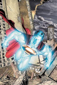 Superman by Scott McDaniel
