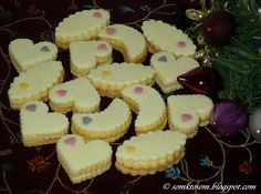 Myslíme si, že by sa vám mohli páčiť tieto piny - sbel Italian Cookie Recipes, Italian Cookies, Mexican Food Recipes, Sweet Recipes, Cake Recipes, Biscotti Cookies, Galletas Cookies, Meringue Cookies, Christmas Candy