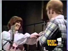 Elton John and KiKi Dee - Don't Go Breaking My Heart #oncecompetition a tune that lasted the duration of time a great combination of voices once heard never forgotten