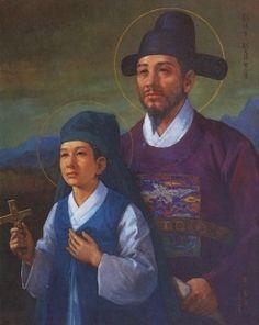 il 13enne Pietro Yu Tae-ch'ol: strangolato in Corea dai nemici della fede