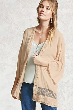 Women's Sweaters & Cardigans   Oversized, Knit & Fringed   Forever21