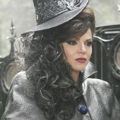 Queen Regina from tv show Once Upon A Time