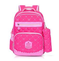 Cute Girls Backpacks Kids Satchel Children School Bags For Girls Orthopedic Waterproof Backpack Child School Bag Mochila Escolar
