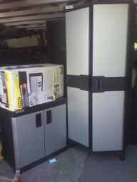 400 For All 10 Garage Cabinets By Stanley