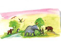 24 best Schöpfung images on Pinterest | Bible stories, Children ...