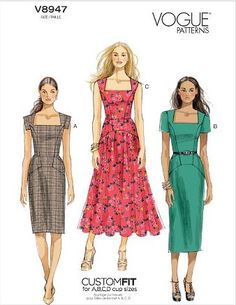 Sew Your Kibbe: Dramatic Classic – Doctor T Designs Vogue Sewing Patterns, Clothing Patterns, Dress Patterns, Dramatic Classic, Jumpsuit Pattern, Jacket Pattern, Silhouette, Classic Outfits, Fashion Sketches