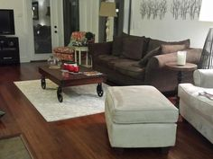 """""""My wife and I spent 3 weekends ripping up carpet, prepping floors and installing the new bamboo flooring. Installation was easy and we couldn't be happier with our selection. Our guests have been amazed at the transformation..."""""""
