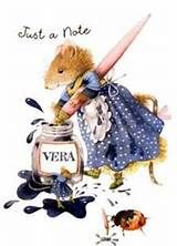 Vera The Mouse Artist Marjolein