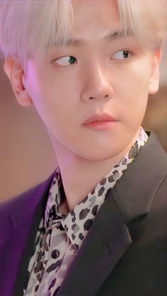 Baekhyun Fanart, Chanyeol, Baekhyun Wallpaper, Exo Lockscreen, Chanbaek, My Boyfriend, My Life, Bunny, Husband