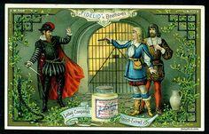 Liebig S391 - Opera Scenes - Fidelio | Flickr - Photo Sharing!