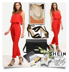 """SHEIN XI/8"" by creativity30 ❤ liked on Polyvore"
