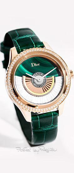 Regilla ⚜ Dior http://www.thesterlingsilver.com/product/dreyfuss-co-ladies-seafarer-watch-dlb00052-01/