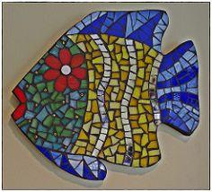 Mosaic fish | por Meaco's Art Garden