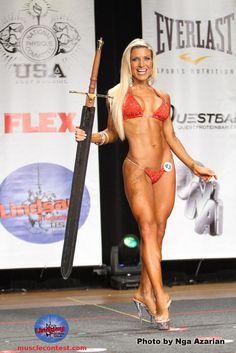 Expert Diets: NPC Competitor Ingrid Romero's Diet to a Bikini Body