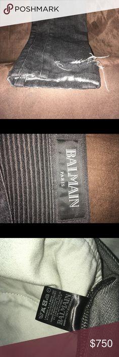Balmain Jeans Good Condition. Balmain Pants