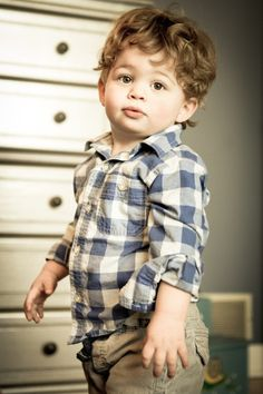 Cute Baby Alert: Our 18 Month Photo Shoot