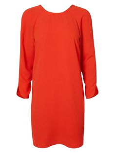 Dress from VERO MODA in cool orange!
