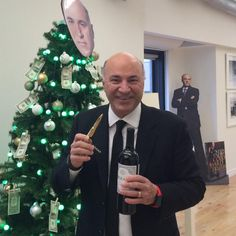 """Shark attack! Our friend, Kevin O'Leary from """"Shark Tank"""" is in the Los Angeles area TODAY signing bottles of his wines at select local retailers. You don't want to miss this! Contact us here to find out where:"""