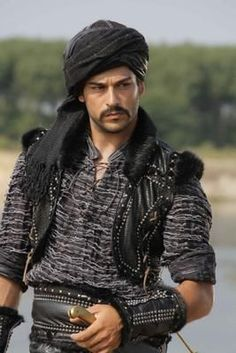Like his getup. Turkish Men, Turkish Beauty, Turkish Actors, Sinbad The Sailor, Burak Ozcivit, Arab Men, Ottoman Empire, Perfect Image, Handsome Boys