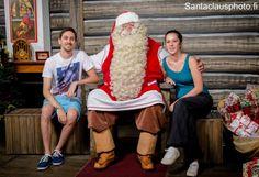 Meeting Santa Claus in Santa Claus Holiday Village in Rovaniemi all year round Meet Santa, Visit Santa, Santa Claus Photos, Santa Claus Village, Lapland Finland, All Year Round, Arctic Circle, Christmas Photos, Holiday