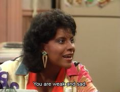 Or, for that matter, speaking truth to anybody. | 28 Reasons Clair Huxtable Is Perfection Embodied
