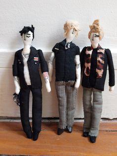Poupées Green Day