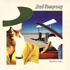 Bad Company designed by Hipgnosis 1979