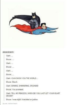 Superman Stahp