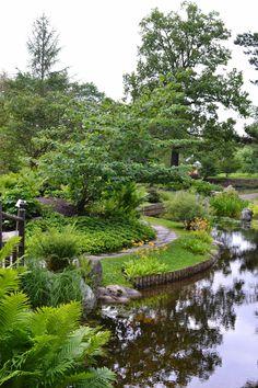 Bergianska trädgården, Stockholm